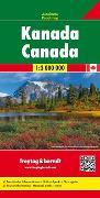 Cover-Bild zu Kanada, Autokarte 1:3 Mio. 1:3'000'000