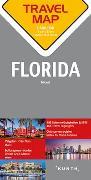 Cover-Bild zu Reisekarte Florida 1:800.000. 1:800'000