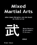 Cover-Bild zu eBook Mixed Martial Arts