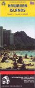 Cover-Bild zu Hawaiian Islands. 1:150'000 / 1:400'000