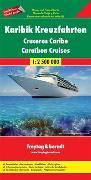 Cover-Bild zu Karibik Kreuzfahrten. 1:25'000'000