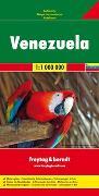 Cover-Bild zu Venezuela. 1:1'000'000
