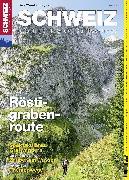 Cover-Bild zu Kaiser, Toni: Röstigraben (eBook)