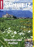 Cover-Bild zu Kaiser, Toni: Kulturwandern Schweiz (eBook)