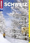 Cover-Bild zu Kaiser, Toni: Winterwandern Schweiz (eBook)