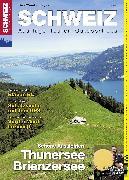 Cover-Bild zu Kaiser, Toni: Thunersee/ Brienzersee (eBook)