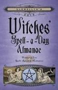 Cover-Bild zu Ardinger, Barbara: Llewellyn's 2019 Witches' Spell-A-Day Almanac
