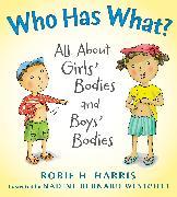 Cover-Bild zu Who Has What? von Harris, Robie H.