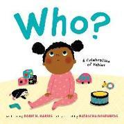 Cover-Bild zu Who? (eBook) von Harris, Robie