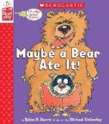 Cover-Bild zu Maybe a Bear Ate It (Storyplay Book) von Harris, Robie H.