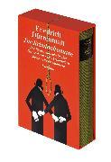 Cover-Bild zu Dürrenmatt, Friedrich: Die Kriminalromane