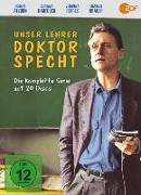 Cover-Bild zu Unser Lehrer Doktor Specht von Bartsch, Kurt