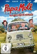 Cover-Bild zu Papa Moll und die Entführung des fliegenden Hundes von Pacht, Matthias