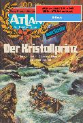 Cover-Bild zu Atlan-Paket 3: USO / ATLAN exklusiv (eBook) von Terrid, Peter