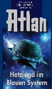 Cover-Bild zu Atlan 39: Hetzjagd im Blauen System (Blauband) (eBook) von Patton, Harvey