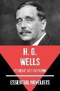 Cover-Bild zu Wells, H. G.: Essential Novelists - H. G. Wells (eBook)