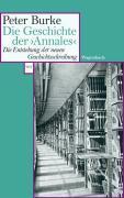 Cover-Bild zu Burke, Peter: Die Geschichte der >Annales<