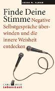 Cover-Bild zu Alman, Brian M: Finde Deine Stimme