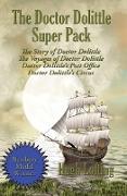 Cover-Bild zu Lofting, Hugh: The Doctor Dolittle Super Pack (eBook)