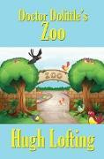 Cover-Bild zu Lofting, Hugh: Doctor Dolittle's Zoo (eBook)