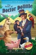 Cover-Bild zu Lofting, Hugh: The Story of Doctor Dolittle, Revised, Newly Illustrated Edition (eBook)