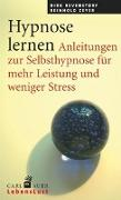 Cover-Bild zu Revenstorf, Dirk: Hypnose lernen