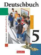 Cover-Bild zu Deutschbuch Gymnasium, Baden-Württemberg - Ausgabe 2003, Band 5: 9. Schuljahr, Schülerbuch von Fingerhut, Karlheinz