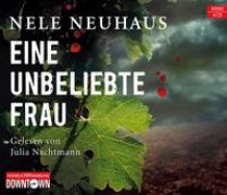 Cover-Bild zu Neuhaus, Nele: Eine unbeliebte Frau (Ein Bodenstein-Kirchhoff-Krimi 1)
