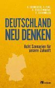 Cover-Bild zu Deutschland neu denken von Burmeister, Klaus