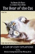 Cover-Bild zu Rusch, Kristine Kathryn: The Year of the Cat: A Cat of Cozy Situations (eBook)