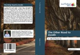 Cover-Bild zu Carothers, Douglas: The Other Road to Zenith