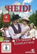 Cover-Bild zu Flaadt, Tony (Reg.): Heidi TV-Serien - Komplettbox - Mundart Version