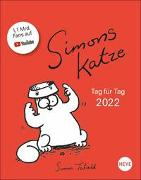 Cover-Bild zu Tofield, Simon: Simons Katze Tagesabreißkalender 2022