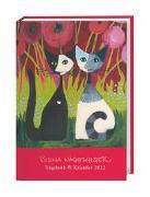 Cover-Bild zu Wachtmeister, Rosina: Rosina Wachtmeister Kalenderbuch A6 Kalender 2022