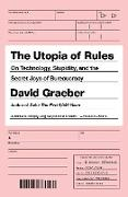 Cover-Bild zu Graeber, David: The Utopia of Rules