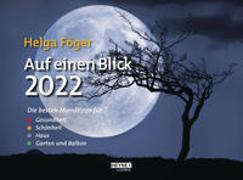 Cover-Bild zu Föger, Helga: Auf einen Blick 2022