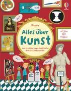 Cover-Bild zu Daynes, Katie: Alles über Kunst