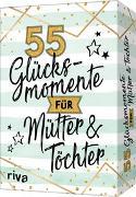 Cover-Bild zu Beck, Sybille: 55 Glücksmomente für Mütter und Töchter