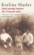 Cover-Bild zu Hasler, Eveline: Und werde immer Ihr Freund sein