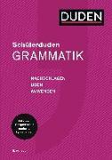 Cover-Bild zu Schülerduden Grammatik von Dudenredaktion (Hrsg.)