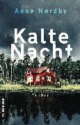 Cover-Bild zu Nordby, Anne: Kalte Nacht (eBook)