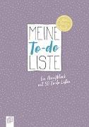 Cover-Bild zu Meine To-do-Liste von Verlag an der Ruhr, Redaktionsteam