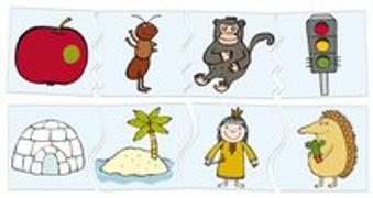 Cover-Bild zu Sprachfix - Spiele zur Sprachförderung: Legespiel Anlaute von Redaktionsteam Verlag an der Ruhr