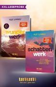 Cover-Bild zu Lindau, Veit: XXL-Leseprobe: Wunderwerk / Schattenwerk (eBook)
