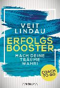 Cover-Bild zu Lindau, Veit: Coach to go Erfolgsbooster (eBook)