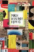 Cover-Bild zu Smith, Keri: Mach dieses Buch fertig - jetzt in Farbe