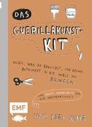Cover-Bild zu Smith, Keri: Das Guerillakunst-Kit