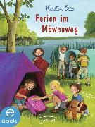 Cover-Bild zu Boie, Kirsten: Ferien im Möwenweg (eBook)