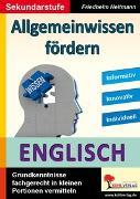 Cover-Bild zu Allgemeinwissen fördern ENGLISCH (eBook) von Heitmann, Friedhelm