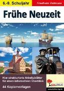 Cover-Bild zu Frühe Neuzeit (eBook) von Heitmann, Friedhelm
